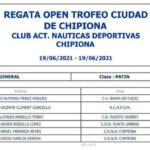 Climent gana el Trofeo Ciudad de Chipiona